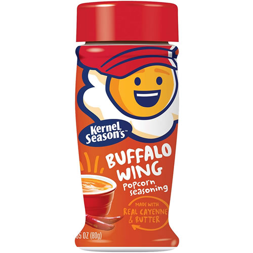 Buffalo Wing Popcorn Seasoning