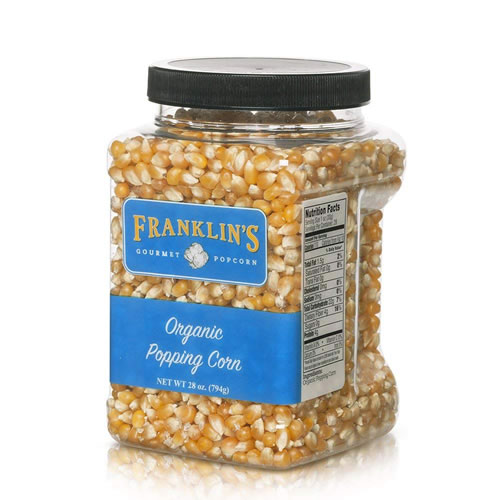 Franklin's Organic Popping Corn
