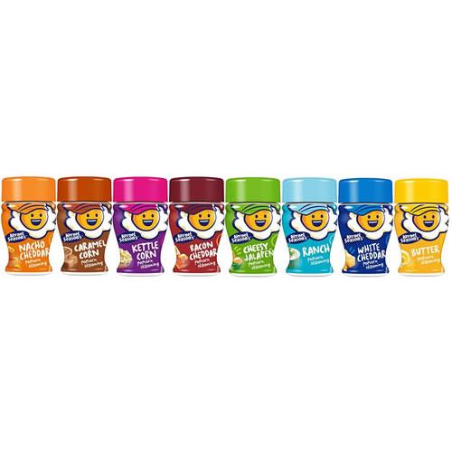 Kernel Season's Popcorn Seasoning Mini Jars