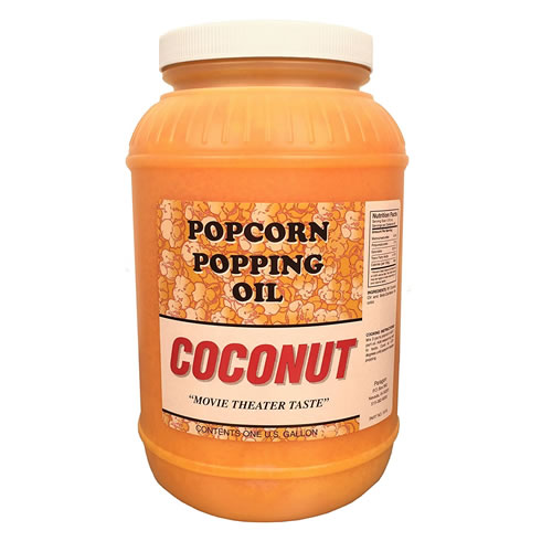 Paragon Coconut Popcorn Popping Oil