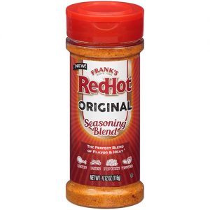 RedHot Popcorn seasoning