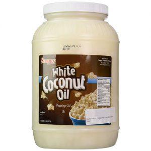Snappy Popcorn White Coconut Oil