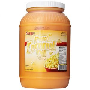 Snappy Pure Coconut OIl