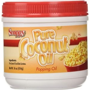 Snappy Pure Coconut Oil