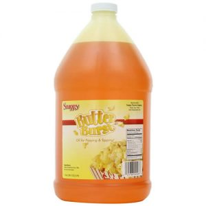 Snappy butter burst popcorn oil