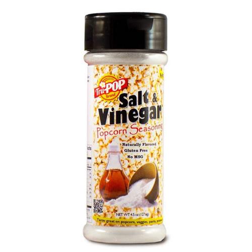Tru-POP Salt & Vinegar Popcorn Seasoning
