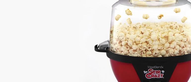 popcorn popper slide