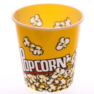retro popcorn bucket
