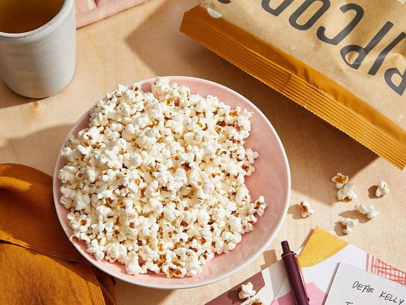 Tiny But Mighty Heirloom Popcorn - Best Overall