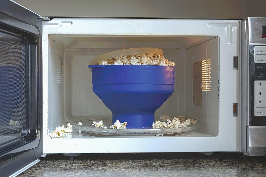 Expired Microwave Popcorn