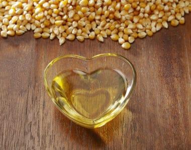 healthiest oil for popcorn